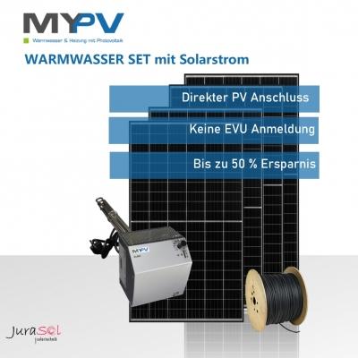 2,01 kWp ELWA Warmwasser PV - SET